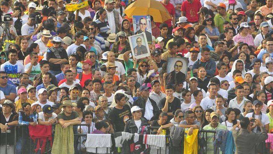 La beatificación de Romero, la misa que concluyó 35 años después de su asesinato