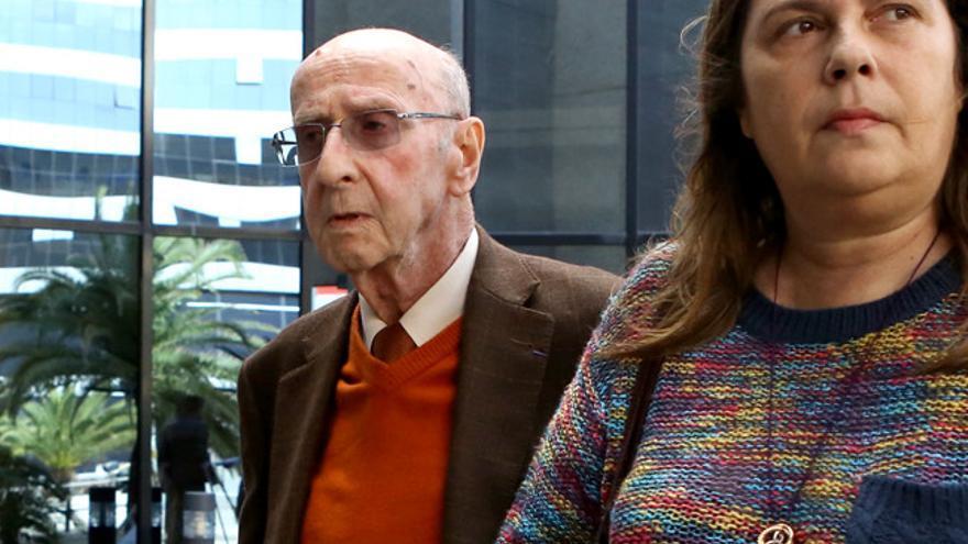 José Rodríguez, editor y propietario del periódico El Día.