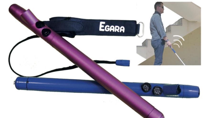 Prototipo de bastón Egara