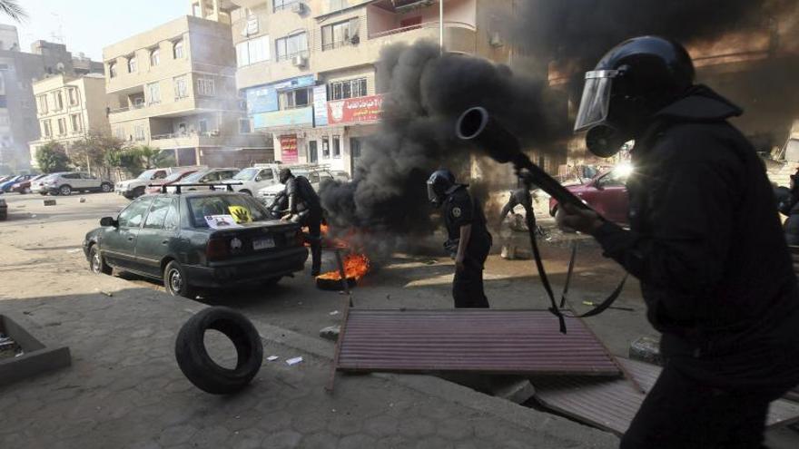 Las fuerzas egipcias matan a tres yihadistas en una operación en el Sinaí