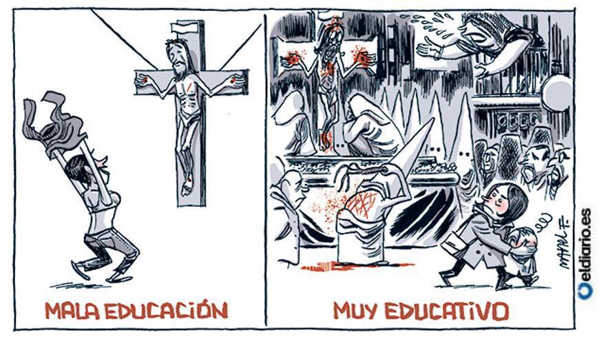 La buena educación