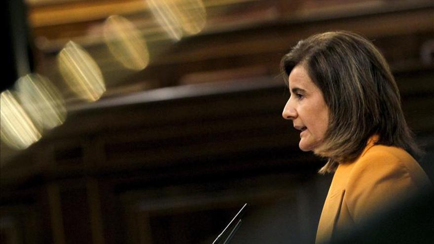 La oposición anuncia a Báñez que votará en contra de su reforma de las pensiones