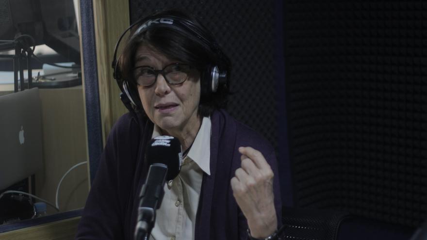 Cristina Bernís en Carne Cruda