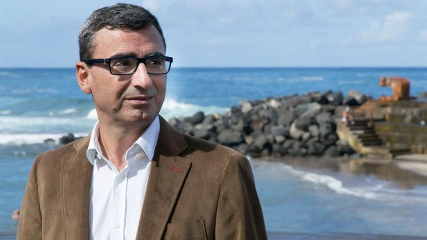 Javier Abreu, concejal del PSOE en el Ayuntamiento de La Laguna / EP