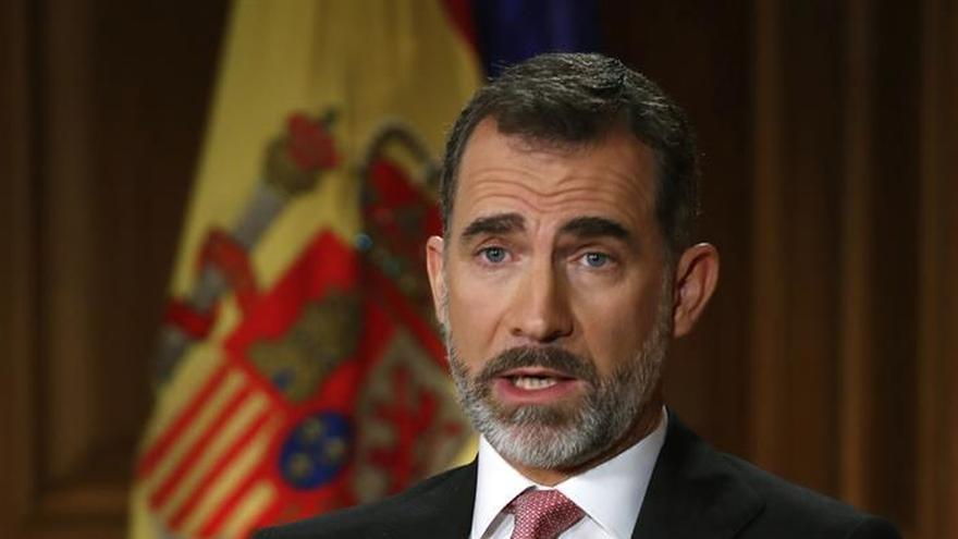 """Felipe VI anima a los partidos al diálogo para impulsar """"consensos básicos"""""""
