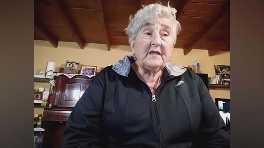 """Dejen paso a Nancy Roqueta, una """"abuela TikTok"""" con tres millones de fans"""
