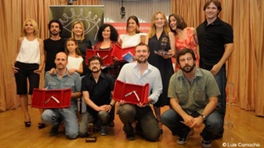 Ganadores XIII Concurso De Cortometrajes Versión Española-SGAE