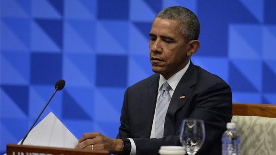 Obama no ve solución en Siria mientras Al Asad siga en el poder