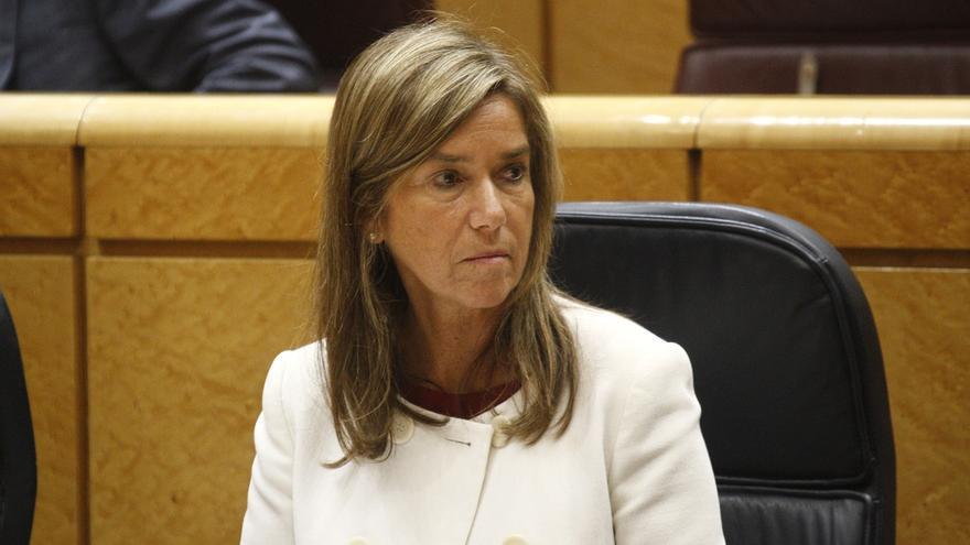 Ana Mato ha pedido su baja en el Comité Ejecutivo del PP y éste ha actualizado hoy su web quitando a la exministra
