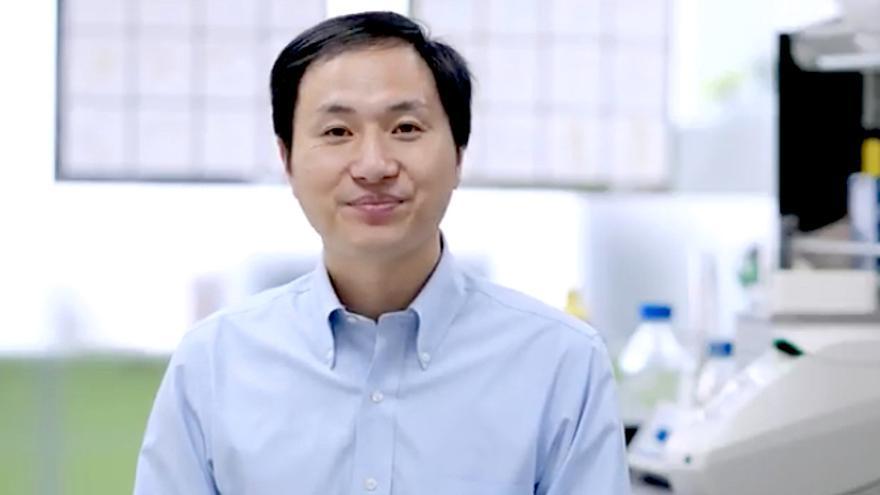 He Jiankui asegura haber ayudado a crear los dos primeros bebés genéticamente modificados