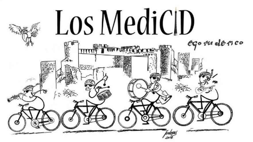 Logotipo de 'los MediCID'
