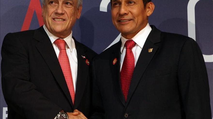 """La única agenda pendiente con Chile es """"la integración"""", afirma Humala"""