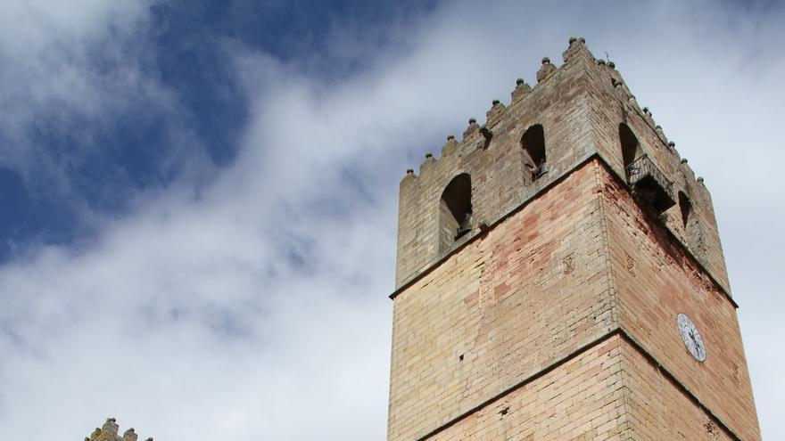 El Gobierno regional ultima los detalles para la instalación de la exposición 'Atempora' en la catedral de Sigüenza