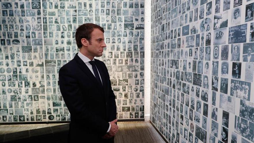 """Macron advierte de que si la UE no se reforma afronta el """"frexit"""""""