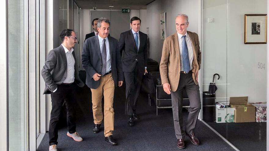 El Gobierno apoya los planes de crecimiento del Grupo Andros en Cantabria para los próximos años