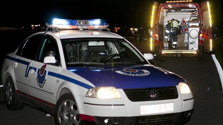 Hallan el cuerpo de una mujer con signos de muerte violenta en Vitoria