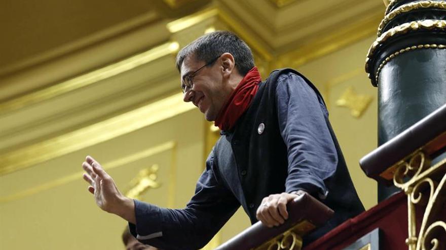 """Monedero: """"Las peleas en Podemos son fricciones en busca del equilibrio"""""""