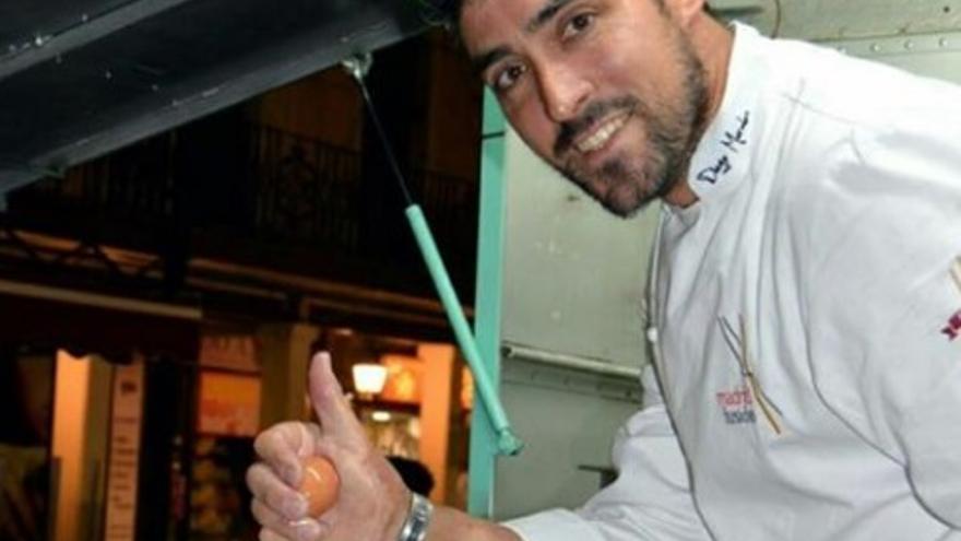 El chef Diego Morales, a la conquista de Texas con sus tapas a base de ciervo y queso manchego