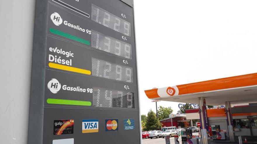 Los precios energéticos moderan la inflación a su tasa más baja desde 2016
