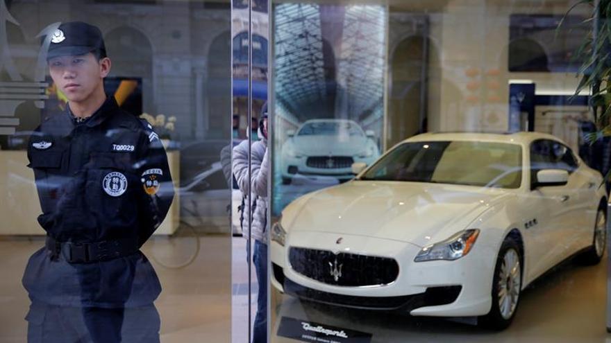 Maserati llama a revisión a 40.000 vehículos en China por riesgo de incendio
