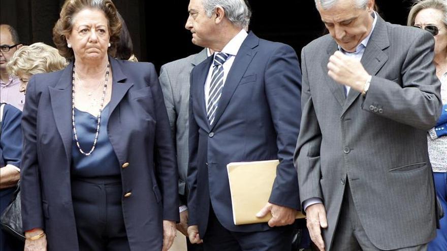 "Rita Barberá advierte del ""clima de violencia social que crece en espiral"""