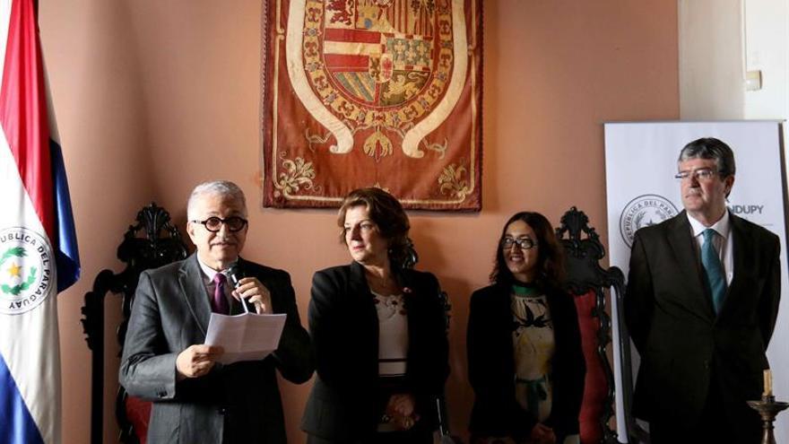 Paraguay premia al Centro Cultural de España por sus 40 años promoviendo la cultura
