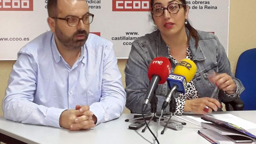 CCOO Y Ganemos Talavera