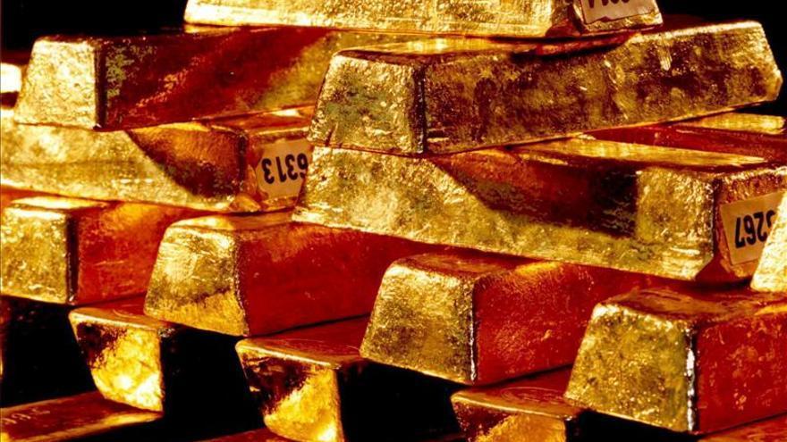 Lingotes de oro / EFE