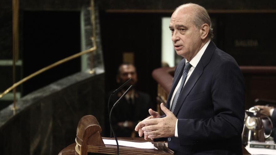 """La Ley de Seguridad Ciudadana endurecerá la respuesta a escraches, el """"acoso al Congreso"""" o piquetes violentos"""