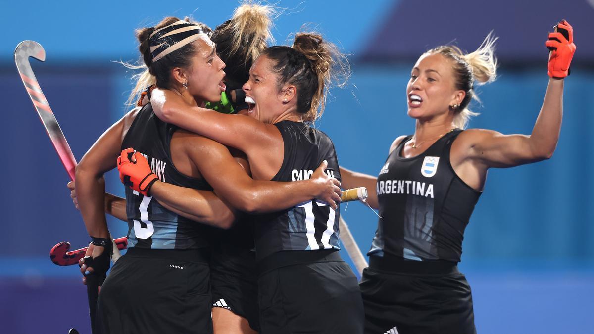 Las Leonas son finalistas de los Juegos Olímpicos de Tokio 2020