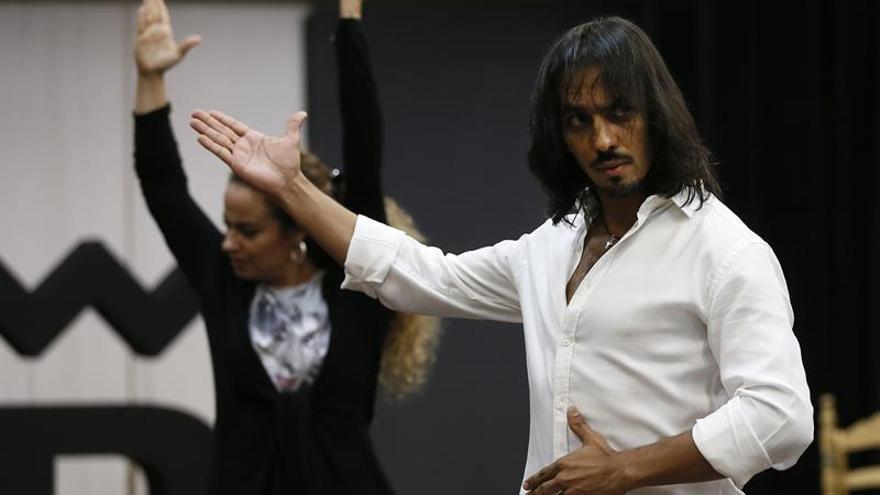 """Farruquito """"rescata"""" el flamenco de su abuelo junto a sus hermanos"""