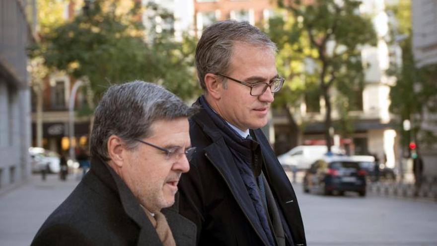 Los 5 cargos del BBVA citados hoy por el caso Villarejo se niegan a declarar