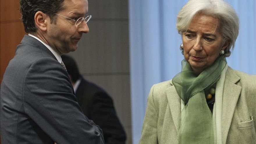 El Eurogrupo acuerda un rescate de hasta 10.000 millones para Chipre