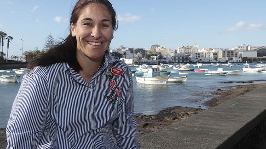 Davinia Brito, licenciada en Biología y Turismo