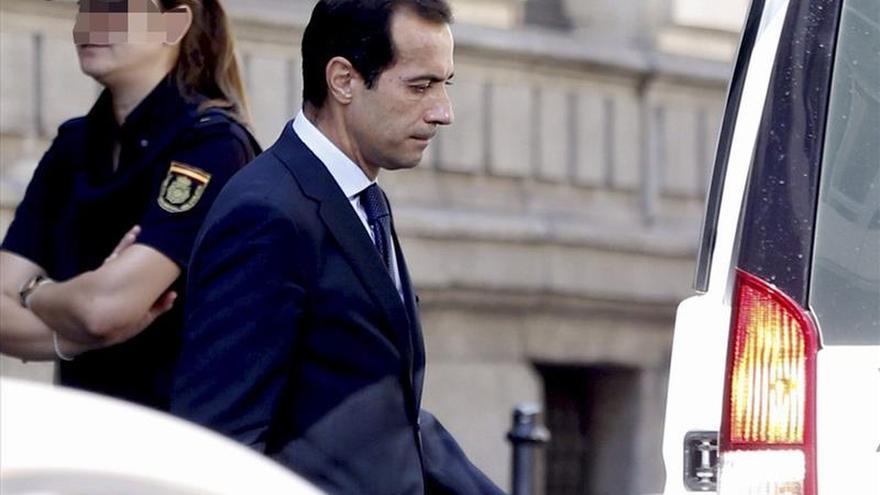 Salvador Victoria declara hoy por el caso Púnica a petición propia
