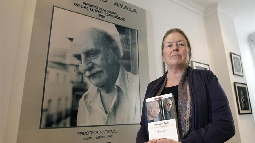 Digitalizan las cartas del escritor Francisco Ayala, testigo del siglo XX