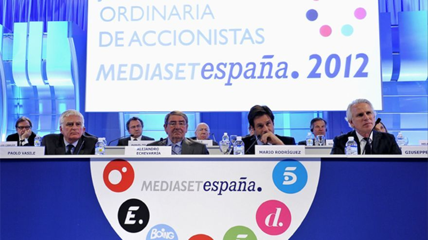 La CNC podría imponer una multa millonaria a Mediaset por la fusión Cuatro-Telecinco