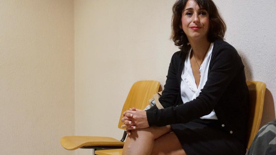 Juana Rivas sale del Centro de Inserción Social y cumplirá condena en su casa con control telemático