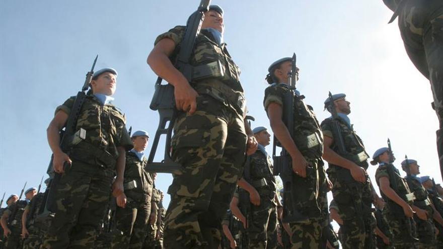 Repatrían a España los restos mortales del militar muerto en el Líbano