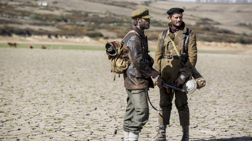 Cantabria acoge el rodaje de 'Sordo' con Hugo Silva, Aitor Luna y Asier Etxeandia