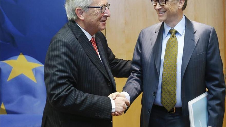 Bill Gates prevé que los países pobres mejorarán más que nunca en los próximos 15 años