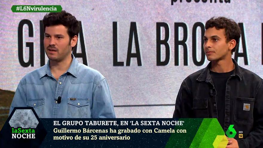 Willy Bárcenas, en 'laSexta Noche'