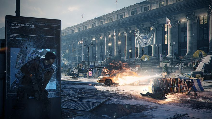 The Division Gamescom 2014
