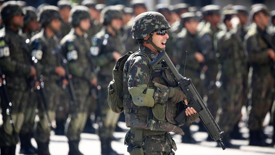 Fiscalía de Brasil indaga posibles abusos policiales en protesta contra Temer