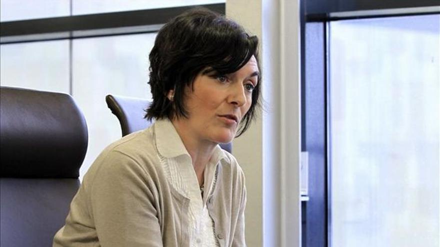Maite Iturbee, directora de EITB.