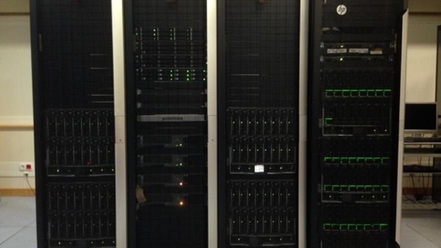 Galgo, el supercomputador de la UCLM en Albacete