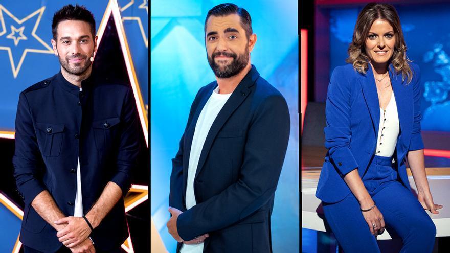 Dani Martínez, Dani Mateo y Andrea Ropero tendrán nuevo programa esta temporada