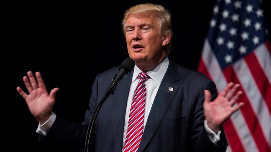 """El hijo de Jeb Bush llama a apoyar al """"trago amargo"""" de Donald Trump"""