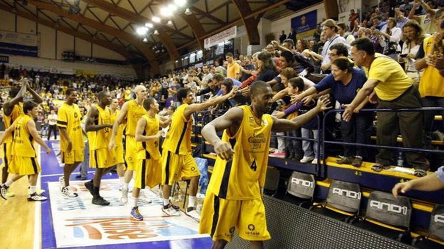 Del Gran Canaria-CAI Zaragoza #27