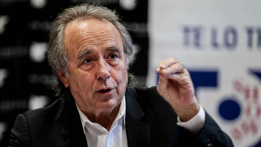 Serrat ve progresos en América Latina pero también más camino por recorrer